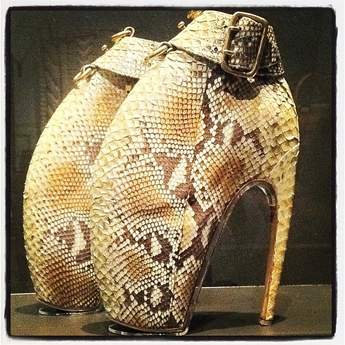 Armadillo Shoes by Alexander McQueen | Ania Mendrek