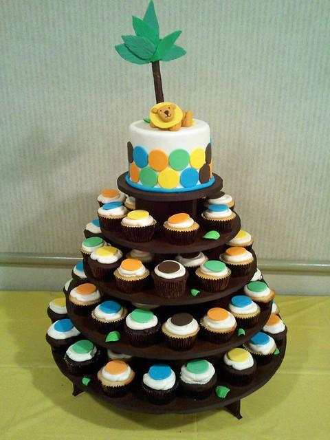 Jungle Book Cake Design