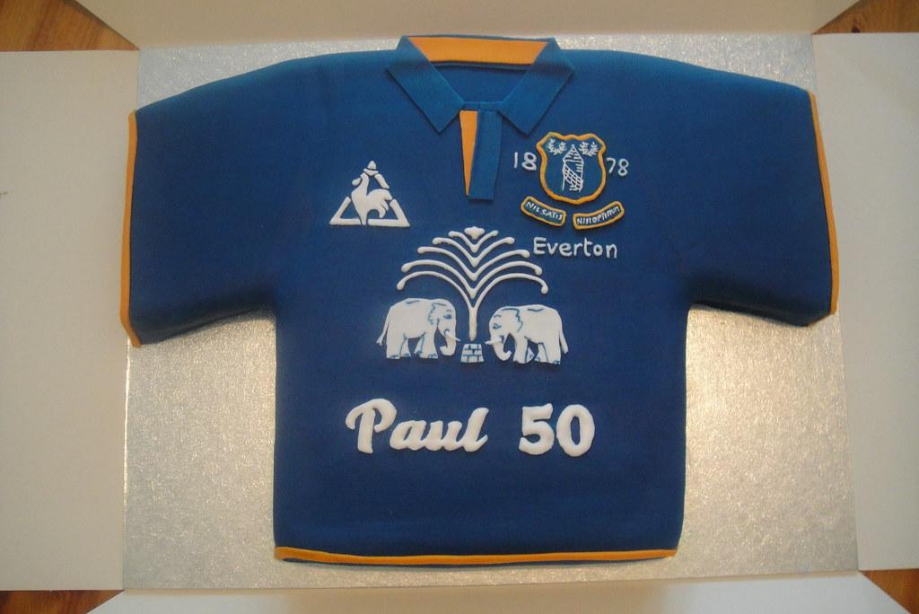 Everton Cake Ideas