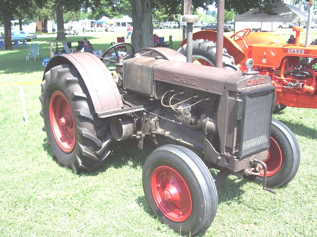 Case Model C : Case model c tractor šťastnou cestu flickr