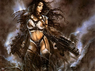 naked warrior women free images