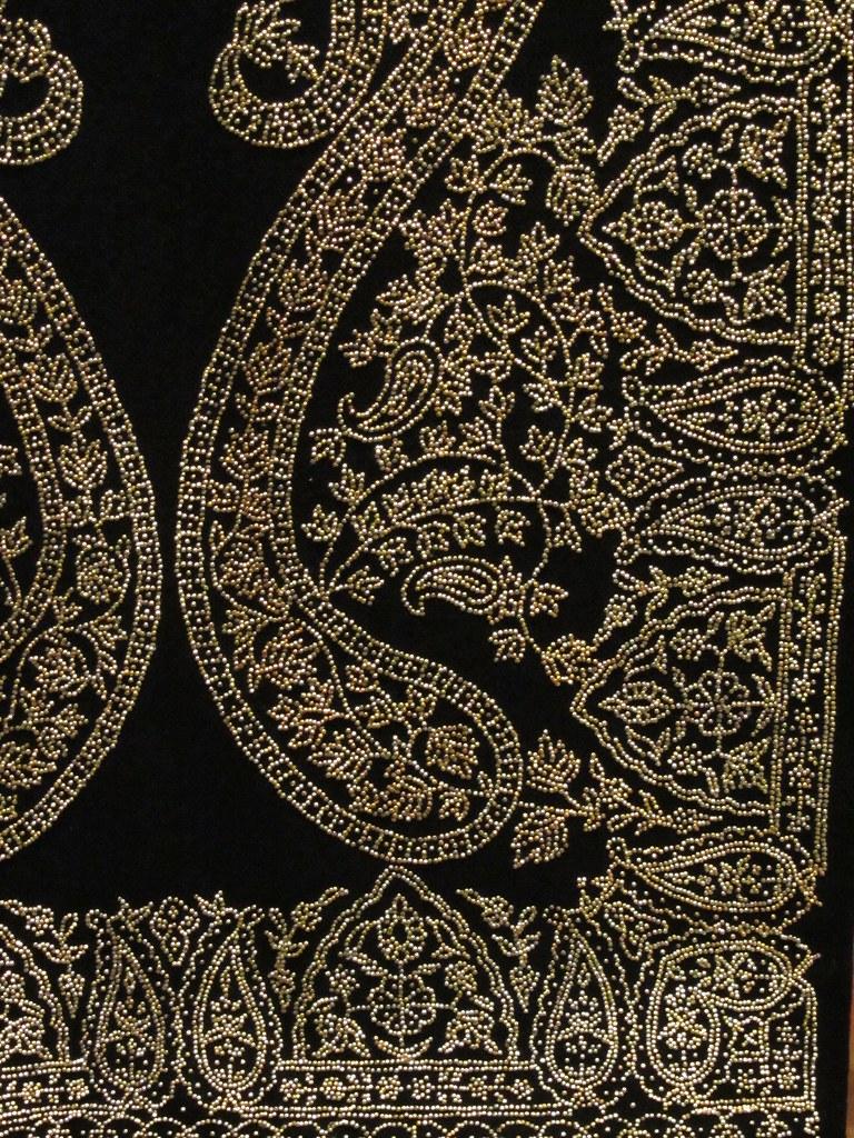 Aisha Khalid Kashmiri Shawl IMG_0742 adj | 'Kashmiri Shawl ...