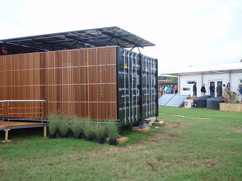 Pa014344 plattski5 flickr - How to make a home from shipping containers in new ...