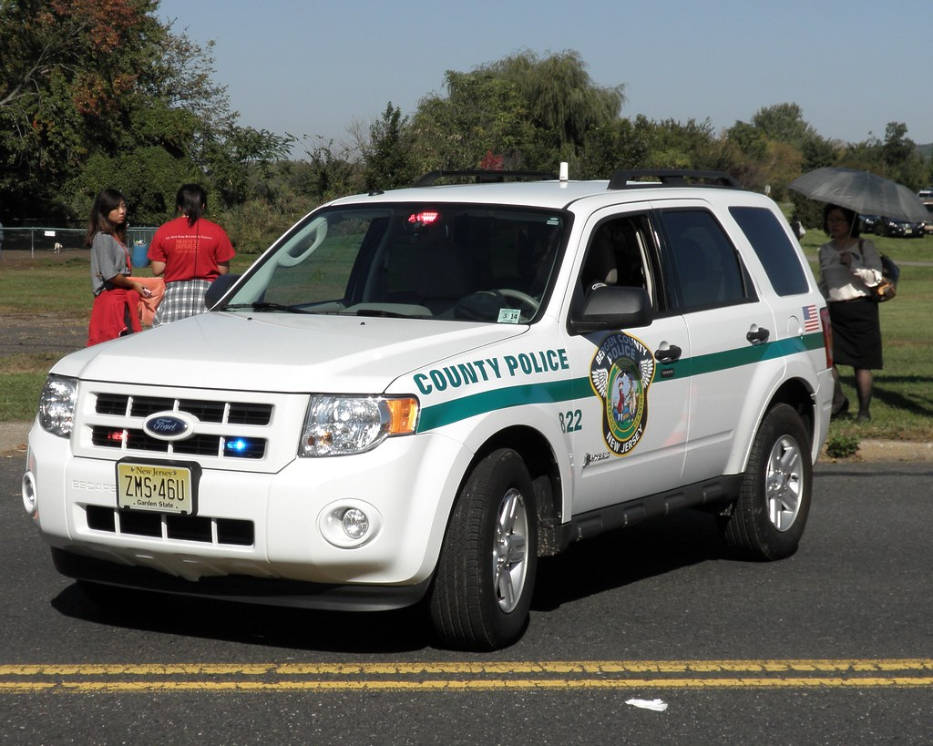Ford Escape Forum >> Bergen County Ford Escape Police Car, Overpeck County Park… | Flickr