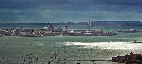 Portsmouth Harbour | by por2able