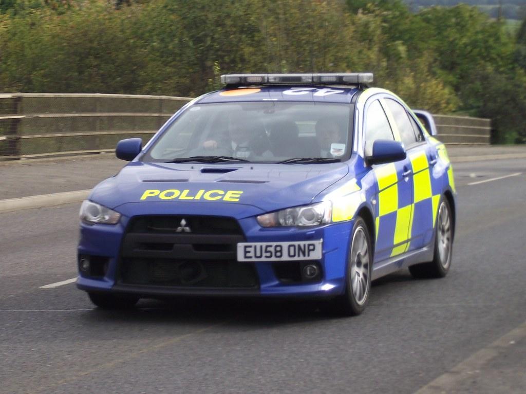 Essex Police Mitsubishi Evo Territorial Support Tea Flickr - Mitsubishi support