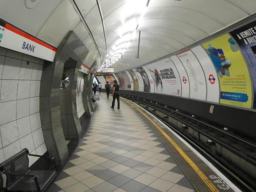 Bank Underground Station