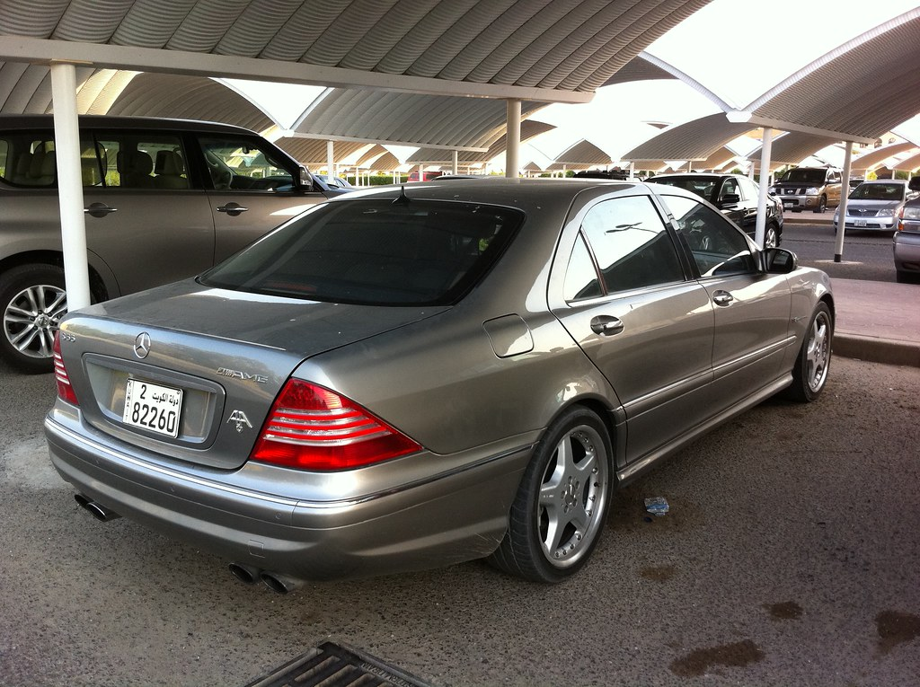 Mercedes benz s55 amg w220 2004 rate this photo 1 2 3 4 for Mercedes benz s55
