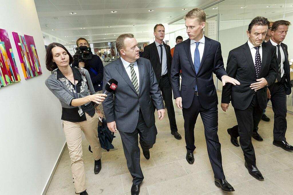 Dag 19 Frokostm 248 De Tdc Statsminister Lars L 248 Kke