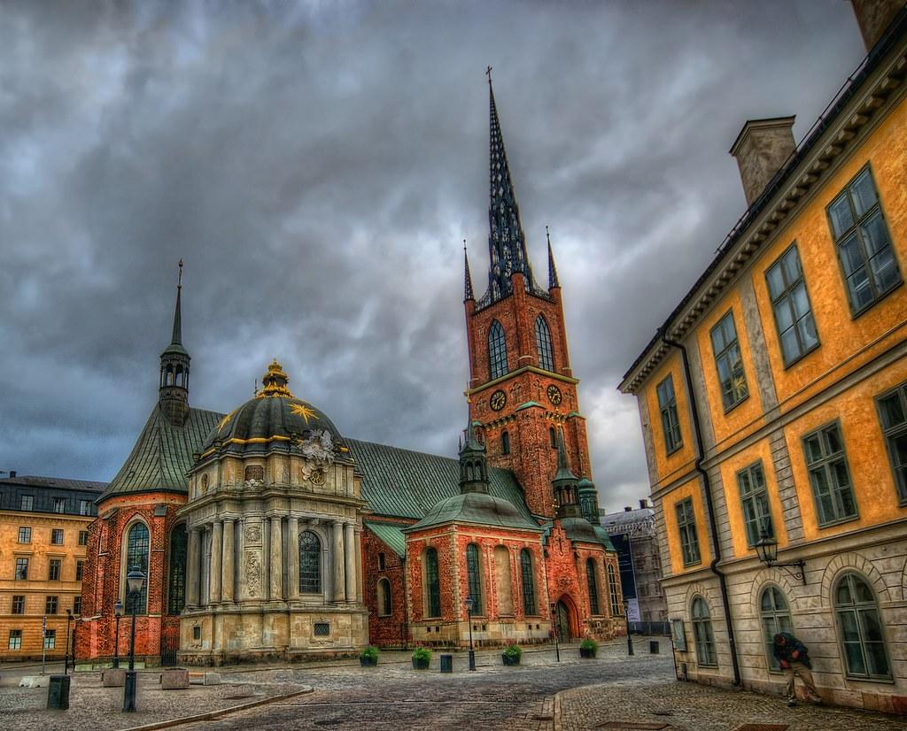 Riddarholmen - Stockholm