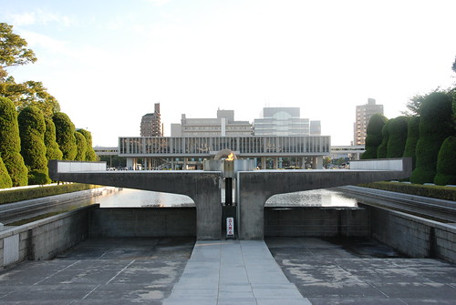 Hiroshima Peace flame | by Maarten1979