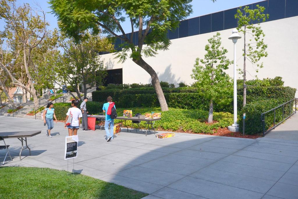 Chapman University New Building Webcam