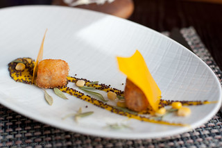 Pork belly and smoked eel croquettes | by karohemd