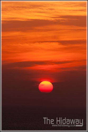 Cornish sunset | by Simon Bone Photography