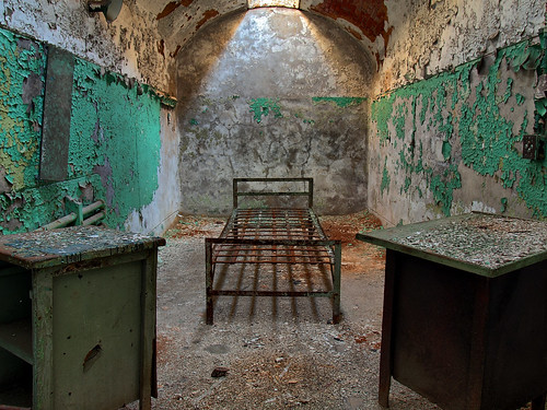 Solitary Confinement (One) | by Bill Fultz