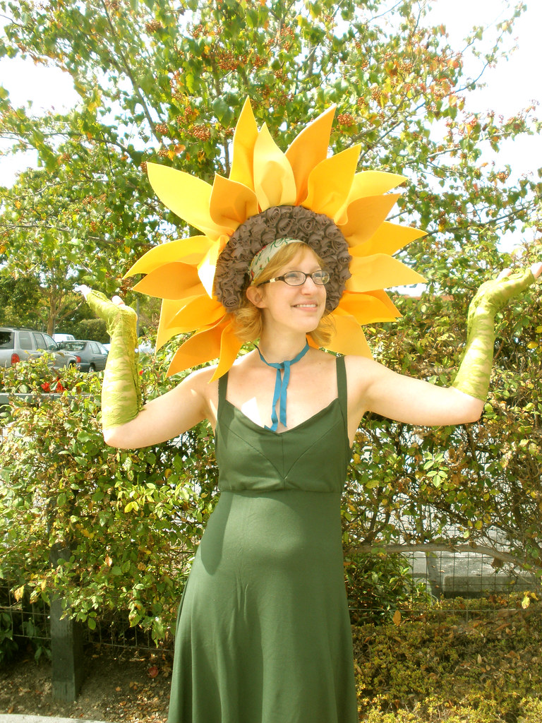 How To Make A Flower Costume Headpiece 2018 Discounts
