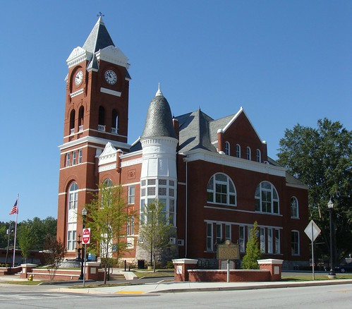 Haralson County Court House---Buchanan, Ga.    NRHP | by bamaboy1941