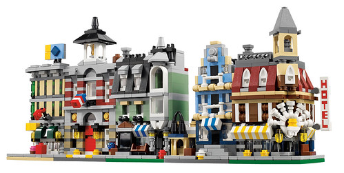10230 Mini Modulars (1) | by Dunechaser