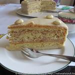 Mandel-Marzipan-Torte