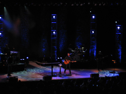 Amy Grant and Michael W Smith at the Greek Theatre in Los Angeles | by kwve