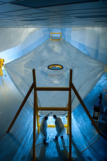 The James Webb Space Telescope's SunshieldMembrane | by James Webb Space Telescope