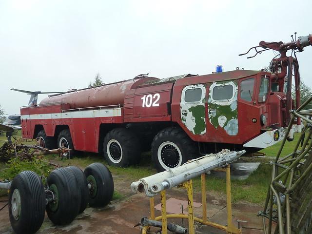 Russian Food Truck Nyc