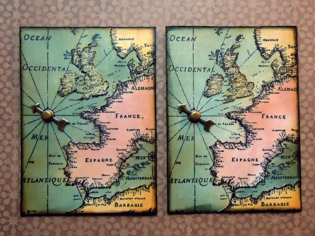 Travel ATC | (for KellyS & AsAlwaysAngela on swap-bot) Tim H