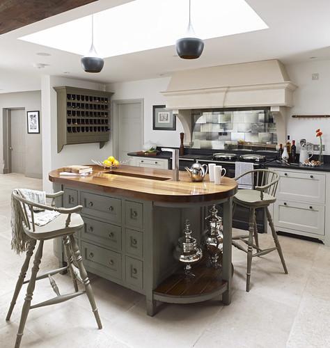 Kitchen Splashback Over Existing Tiles