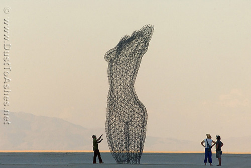 Burning Man 2011 Truth and Beauty by Marco Cochrane | by Dust To Ashes