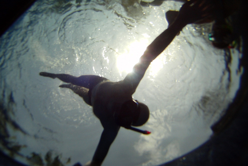 underwater GoPro Action ( #cc )