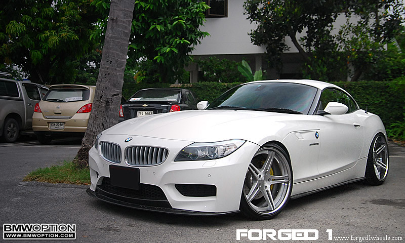 Bmw Z4 E89 On 20 Quot Forged 1 Five Split Deep Concave Flickr