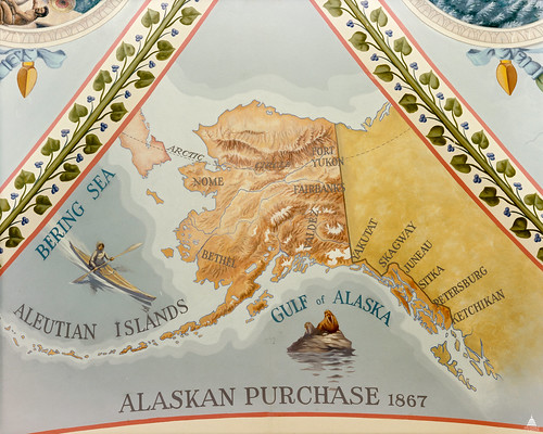 Alaskan Purchase, 1867 | by USCapitol