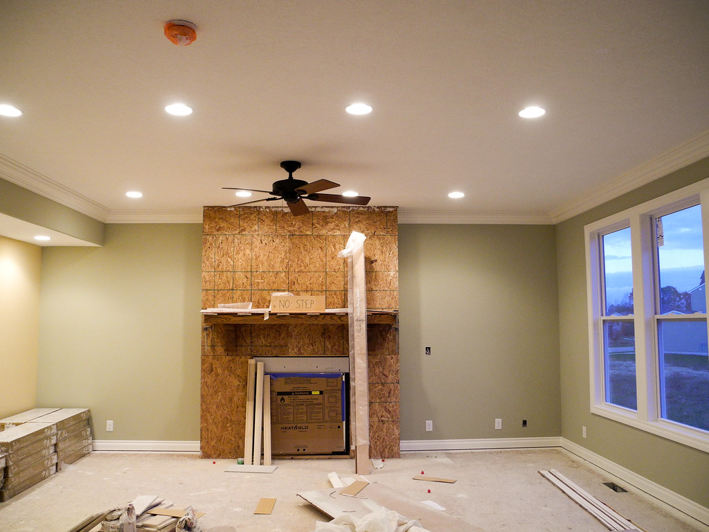 Recessed Lighting In Living Room Tom Flickr