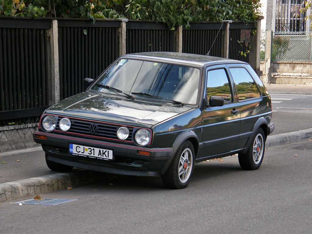 volkswagen golf 2 gti 2 door eddy cj flickr. Black Bedroom Furniture Sets. Home Design Ideas