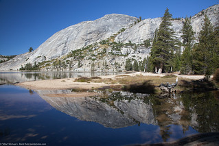 Tenaya Lake off Tioga Pass Road in Yosemite National Park CA. | by mikebaird