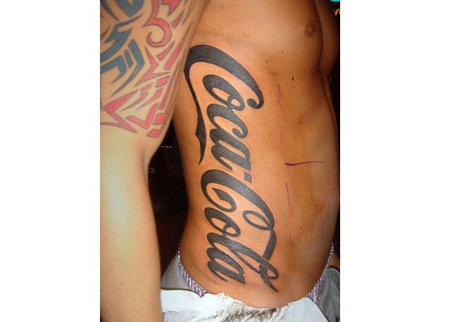 Coca cola tattoo citizen ink flickr for Tattoo shop brooklyn