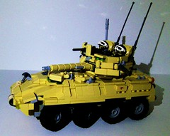 New LAV-25 Kit: 10% Off and Free Shipping* This Week!   Brickmania ...