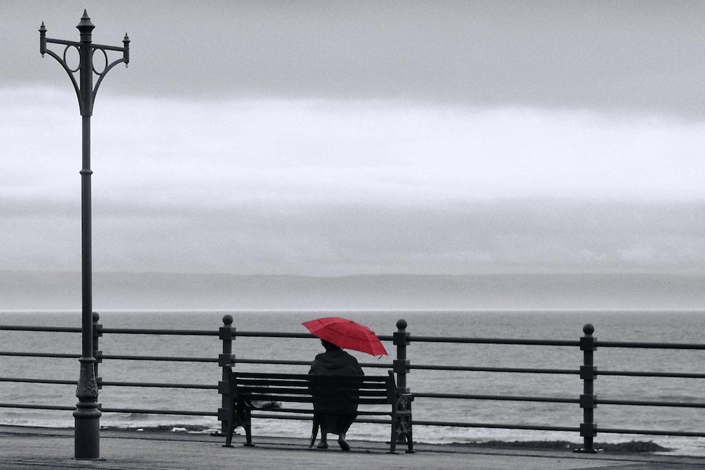 Red Umbrella Mooganic Flickr