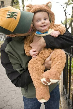 rubies costume co unisex baby infant noah ark collection oatmeal bear jumpsuit by aonshop