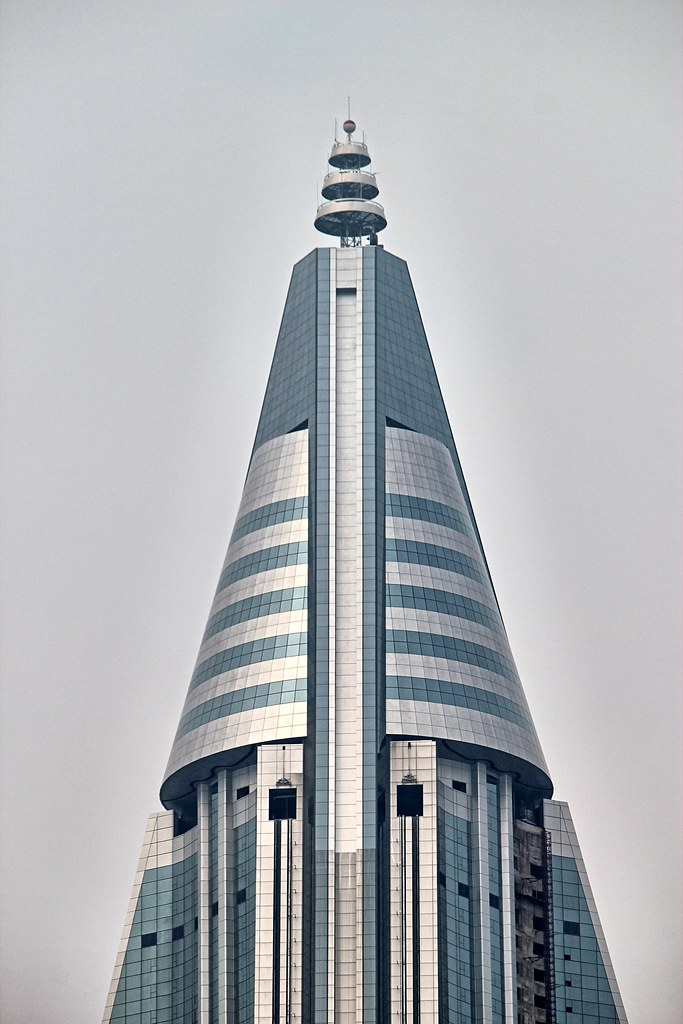 Ryugyong Hotel Rooms