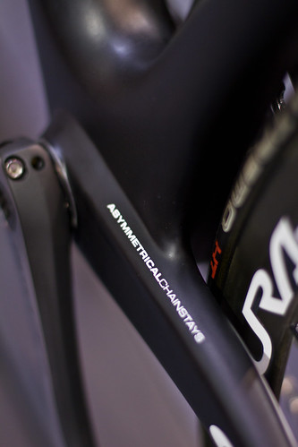 Argon 18 Gallium Asymetric Chainstays | by Glory Cycles