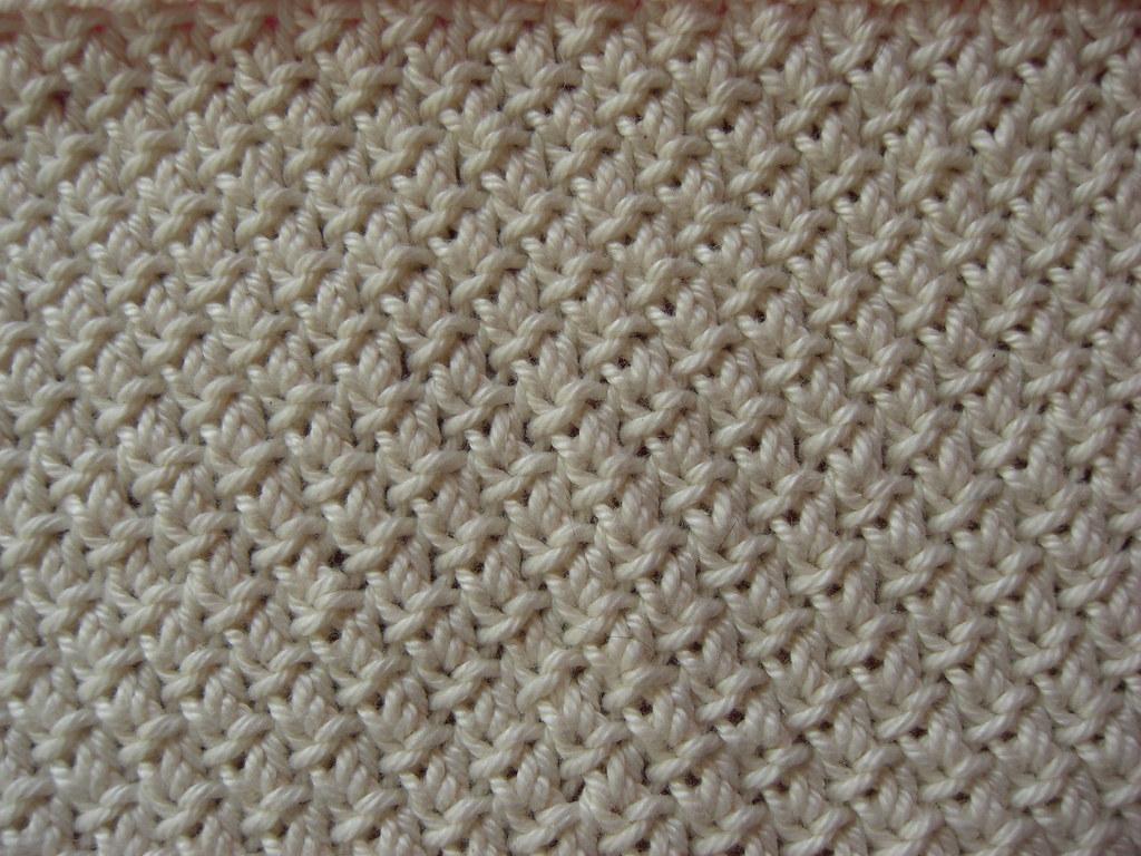 Rosette Stitch   A Treasury of Knitting Patterns Barbara G W…   Flickr