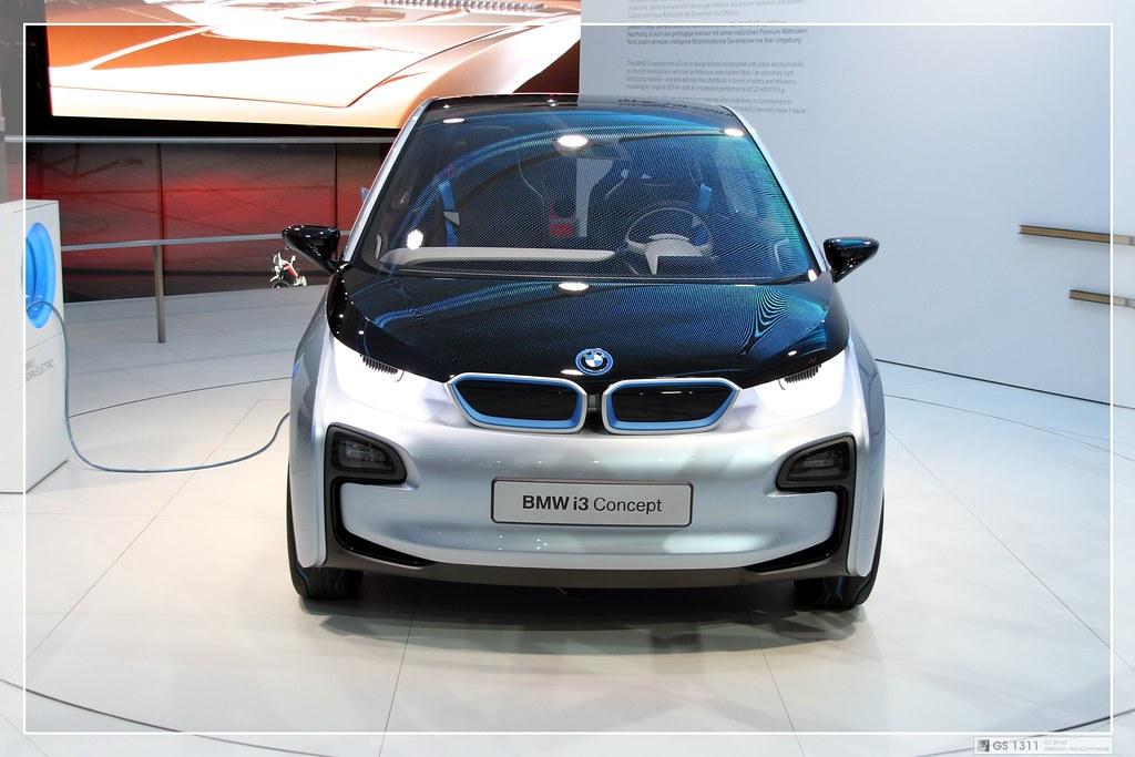 2011 BMW i3 Concept (01)   Georg Sander   Flickr