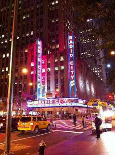 Radio City Music Hall | by albpardo