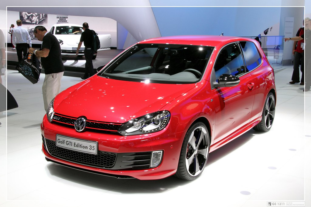 2011 volkswagen golf vi gti edition 35 01 georg sander. Black Bedroom Furniture Sets. Home Design Ideas