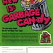 Topps - Garbage Can-dy - 15-cent display box - sell sheet - 1970's