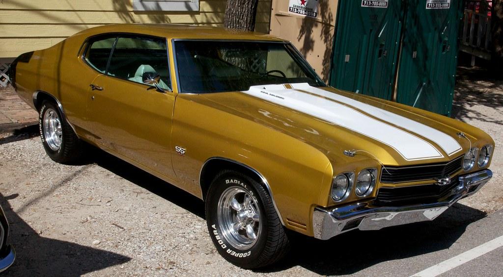 1970 Chevelle SS 454 | Lonestar Rod Run Old Town Spring, Tex ...