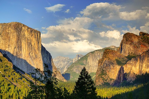 Yosemite Valley - Tunnel View | by got2feeldablues