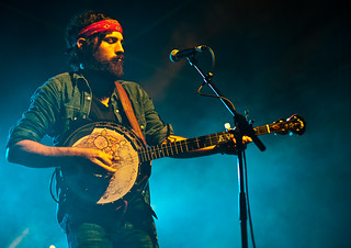 The Avett Brothers 9-27-11 @ Brewery Ommegang | by TheWestcott