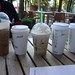 in the starbucks with my friends